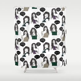 Teresa Multi Shower Curtain
