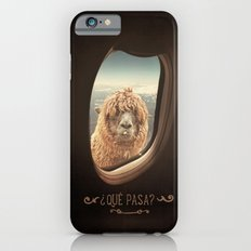 QUÈ PASA? NEVER STOP EXPLORING Slim Case iPhone 6