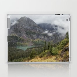 Grinnell Lake from the Trail No. 1 - Glacier NP Laptop & iPad Skin