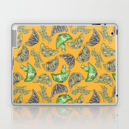 """""""Oro?"""" Cactus Mustard Laptop & iPad Skin"""