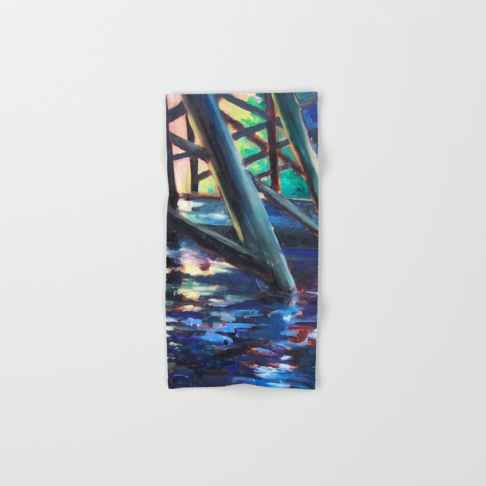 Concord River Hand & Bath Towel