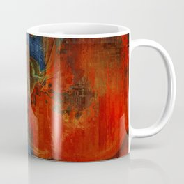 Orange Dupuis Coffee Mug