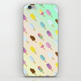 Popsicle Summer iPhone Skin