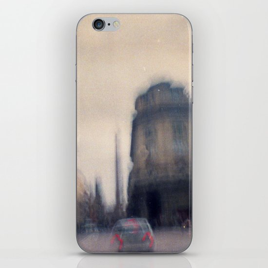 Don't think, just shoot. iPhone & iPod Skin