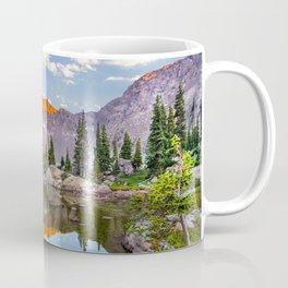 Mystic Island Lake Coffee Mug