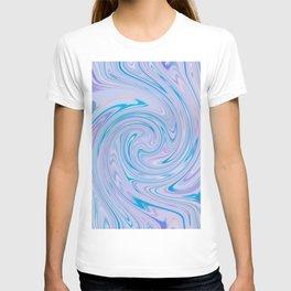 PURPLE FANCY T-shirt