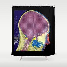 TBI Beauty Shower Curtain