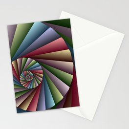 math is beautiful -91- Stationery Cards
