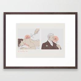 In un'Altra vita Framed Art Print