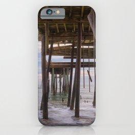 Under Frisco Pier iPhone Case