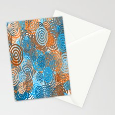 colourful circulars Stationery Cards