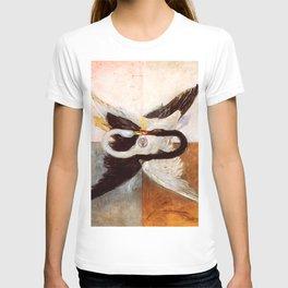 "Hilma af Klint ""The Swan, No. 24, Group IX-SUW, 1915"" T-shirt"