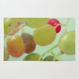 Grapes #8 Rug