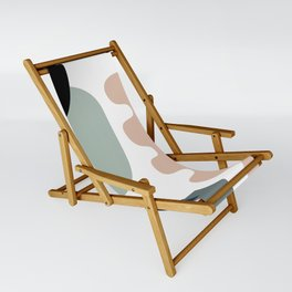 Shape study #18 - Stackable Collection Sling Chair