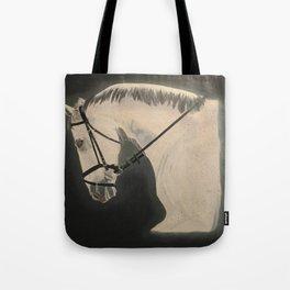 Fleabitten Tote Bag