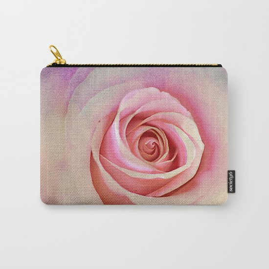 Romantic rose(8) Carry-All Pouch