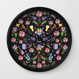 Otomi music Wall Clock