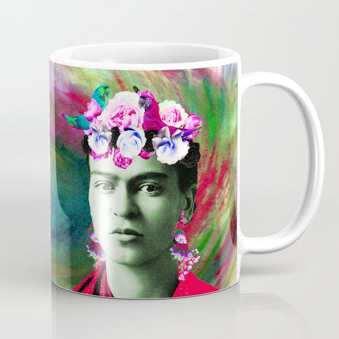 Frida Love's Freeda Coffee Mug