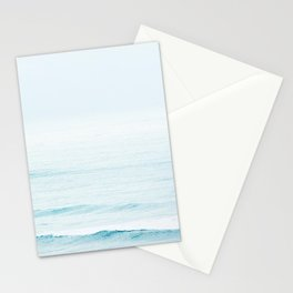 Winter Surfing III Stationery Cards