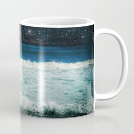 The Sound and the Silence Coffee Mug
