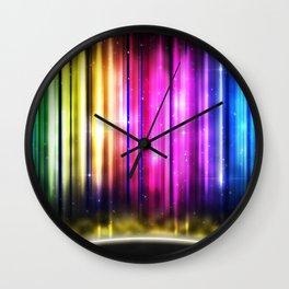 tactus ignis Wall Clock