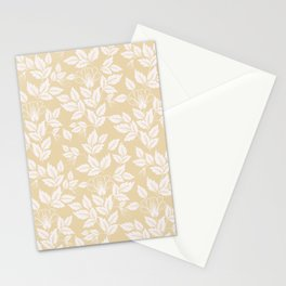 Leaves Pattern 1 Stationery Cards