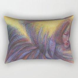 """Near Freedom"" Rectangular Pillow"