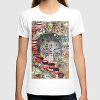 lip T-shirts featuring Lip Service by Katy Hirschfeld