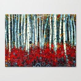 :: Begonia Birch :: Canvas Print
