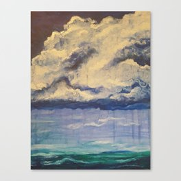 Shift Canvas Print