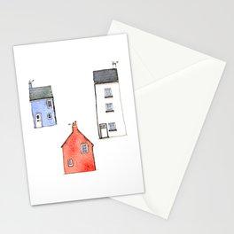 Devon Houses Stationery Cards