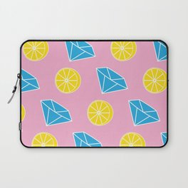 Diamonds and Lemons Laptop Sleeve