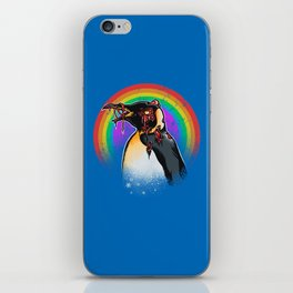 Zombie Penguin iPhone Skin