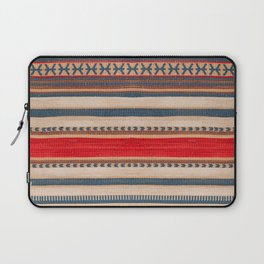 Bohemian Traditional Moroccan Style Artwork Laptop Sleeve