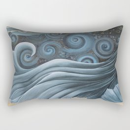Mermaid Bliss Rectangular Pillow