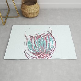 Bubbly Antheridial head Rug
