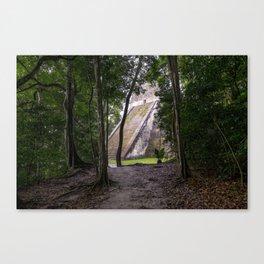 Lost World Canvas Print