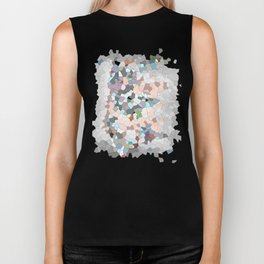 Mermaid Cells  Biker Tank
