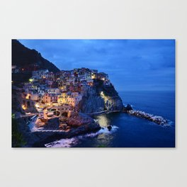 Italy Amalfi Coast Canvas Print