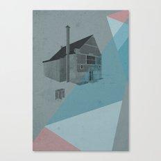High Park Branch Canvas Print