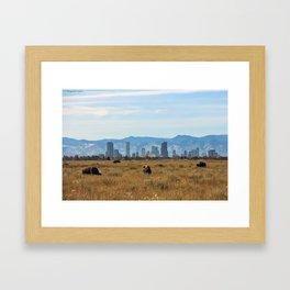 Yesterday's Tomorrow Framed Art Print