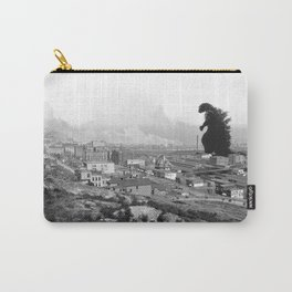 Old Time Gojira Carry-All Pouch