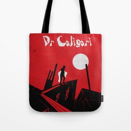 Das Kabinett Des Dr Caligari Tote Bag
