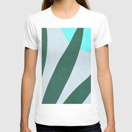 Blue Urban Jungle T-shirt