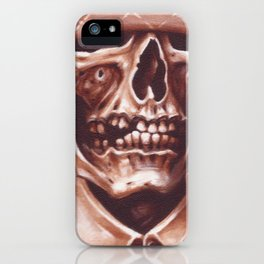 skate and destroyed iPhone Case