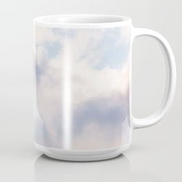 Mountains in the Clouds Coffee Mug