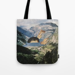 Out of Bath Tote Bag