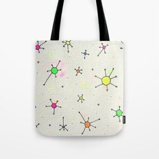 ladies and gentlemen we are floating in space Tote Bag