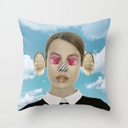 The Sinner Throw Pillow