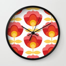 Patty Wall Clock